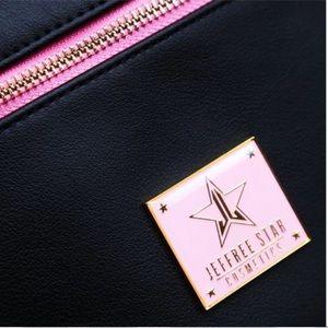Jeffree Star Bags - Jeffree Star Travel Makeup Bag Case Black NWT